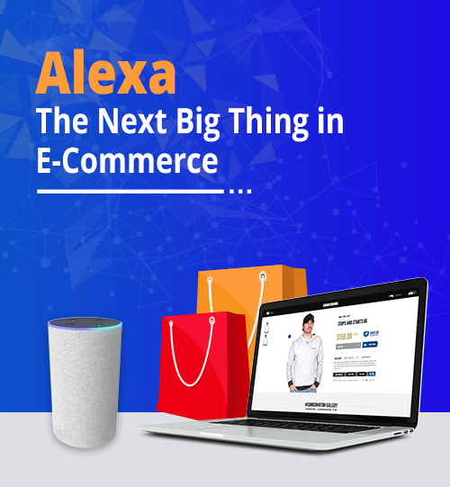 Alexa – The Next Big Thing in E-Commerce