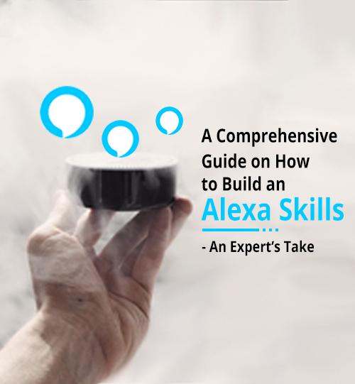 How to build an Alexa Skills