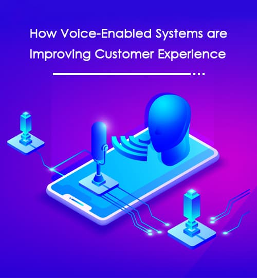 How Voice-Enabled Systems are Improving Customer Experience