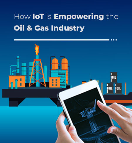 How IoT is Empowering the Oil & Gas Industry