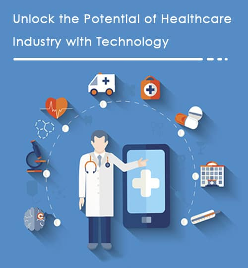 Unlock The Potential Of Healthcare Industry With Technology