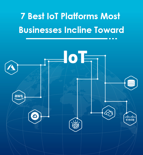 7 Best IoT Platforms Most Businesses Incline Toward