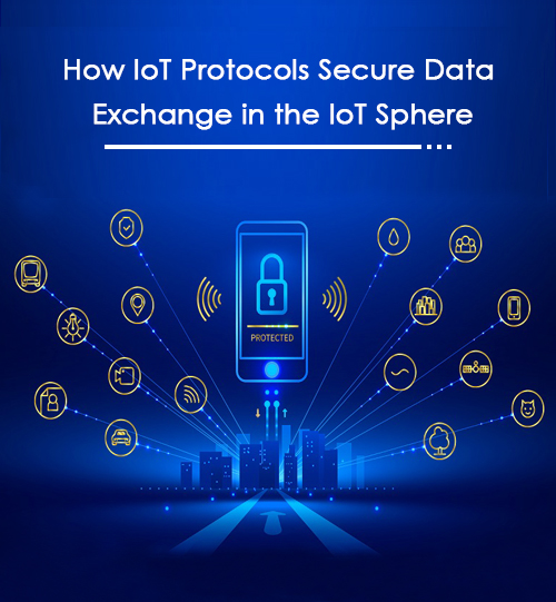 How IoT Protocols Secure Data Exchange in the IoT Sphere
