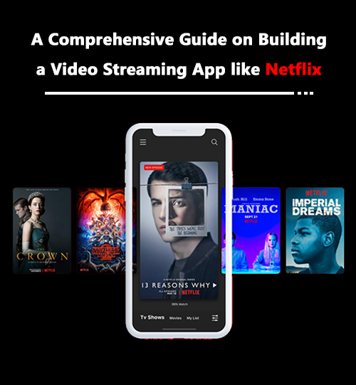 Video Streaming App like Netflix