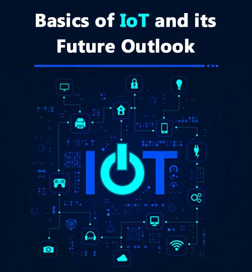 Basics of IoT and its Future Outlook