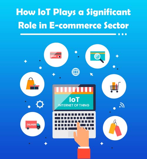 How IoT Plays a Significant Role in E-commerce Sector